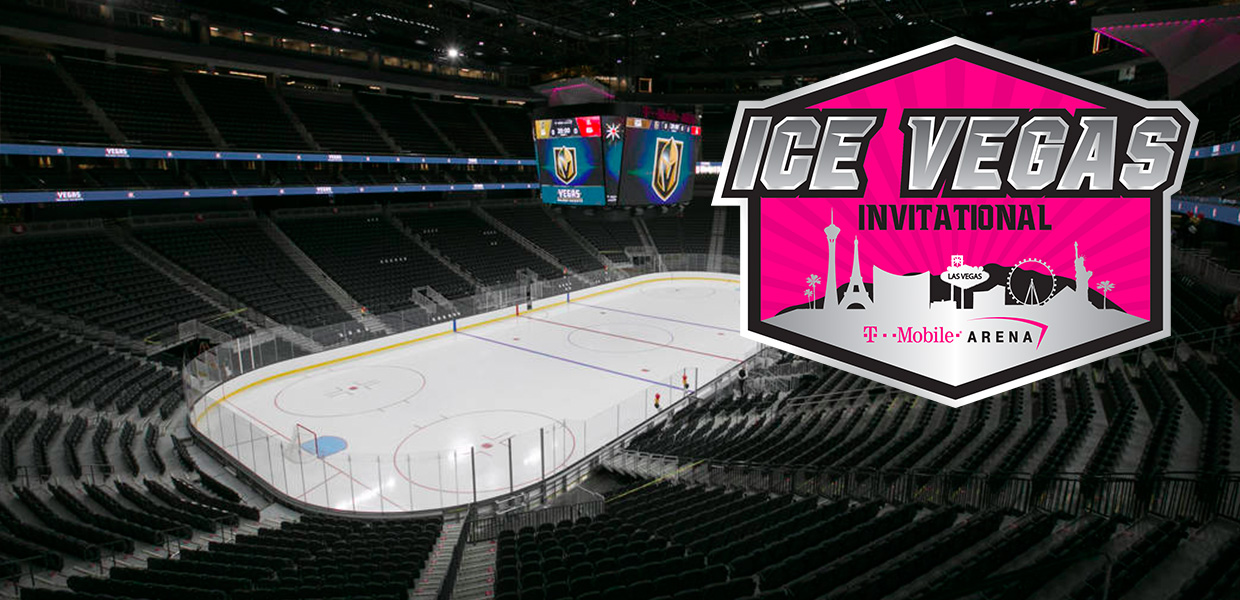 College Hockey To Take The Ice At T Mobile Arena In Las Vegas Bdg
